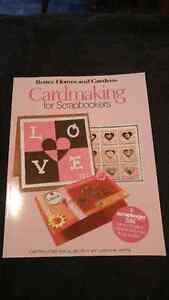 3 Scrapbooking and Card Making Ideas Books