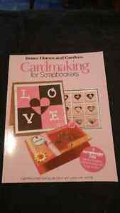 3 Scrapbooking and Card Making Ideas Books Strathcona County Edmonton Area image 1