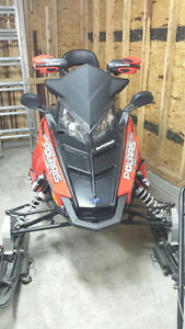 Polaris switchback assault 800 FULL GARANTIE au 28 mars 2018 Saguenay Saguenay-Lac-Saint-Jean image 1