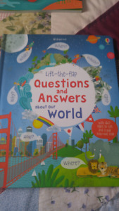 Usborne Questions & Answers about our World