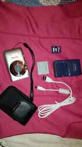 Canon Power shot camera with 16gb card