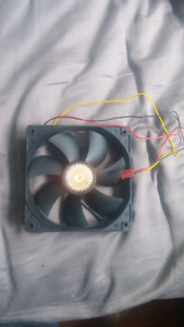 120mm Cooler Master 3-pin fan