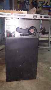 """Rockwell 9"""" banc scie / table saw"""