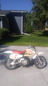 On hold - Honda XR 70 for sale, please text 4034668313