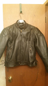 Motorcycle Jacket for sale! Virtually brand new!