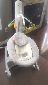 Barely used baby items