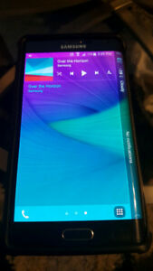 Samsung Note 4 edge (Rogers) $275 firm P/U in NW