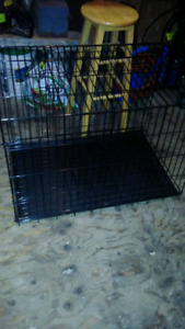 Cage moyenne pour chien