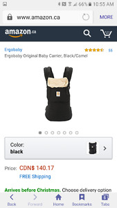 Ergo carrier, Baby Einstein and Lamaze tummy mats, Angelcare