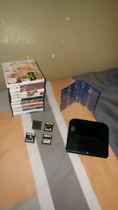 Nintendo 2DS lot