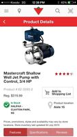 Brand new in box Shallow Well Jet Pump
