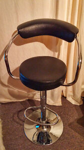 Adjustable Barber style Chair