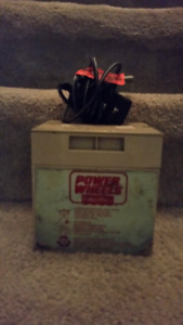 Battery from power wheels