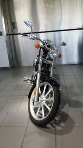 2010 Honda Fury American bike