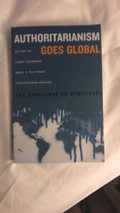 POL112: Authoritarianism Goes Global textbook