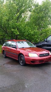 Subaru Engine/ Parts 136,000 Km