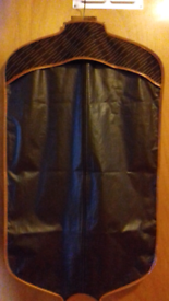 Leatherette coat /suit cover