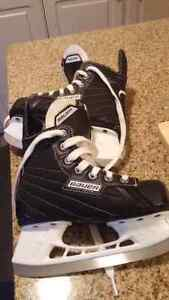 Bauer youth size 12