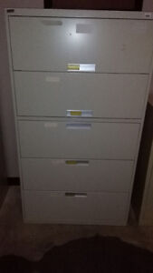 Steel Filing cabinet cupboard