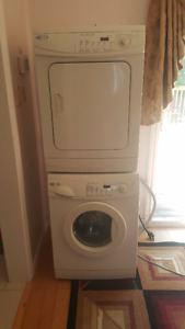 Maytag 24 inch washer and dryer for sale