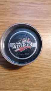 2009 Montreal All Star Game Puck West Island Greater Montréal image 1