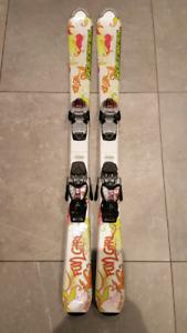 Skis junior Rossignol fungirl 110 cm