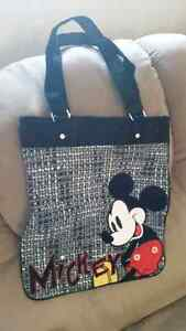 Sac mickey mouse en tissus