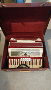 Cellini Accordion 1950s