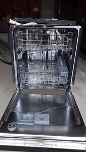 GE Stainless Steel DW very good condition