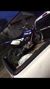 Motocross yamoto 125 meme chose que ttr 125