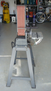 Craftsman Sander with Stand