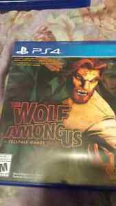 Wolf among us  for ps4