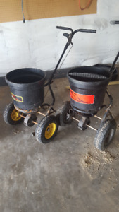 buy and sell home outdoors fertilizer spreader