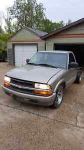 2003 Chevy S10 Parts