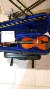 Violin ...half size Menzel.  Excellent condition!