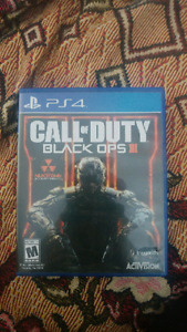 Black ops 3 play station 4