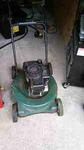 Lawn mower vantage 3.5 hp