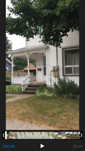 Beautiful Duplex - in Chatham Ontario pays for itself