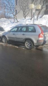 Volvo xc90 2004 a vendre