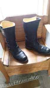 Chippewa motorcycle boots