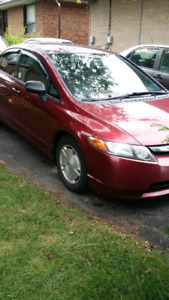 2008  civic certified  safety & etested