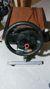 Logitech Driving Force GT Steering Wheel (PS3) with GT5 game