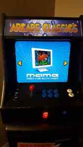 """19"""" tabletop video game arcade mame cabinet"""