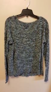American Eagle Blue Sweater Size M