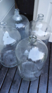 Carboys for Beer or Wine