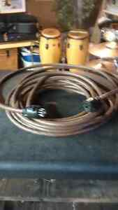 Leslie Speaker Model 910: 2-Part Cabinet c/w Cables and Preamp Kitchener / Waterloo Kitchener Area image 9