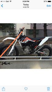 2008 KTM 450 XCW