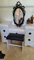 Beautiful furniture at Whimsy