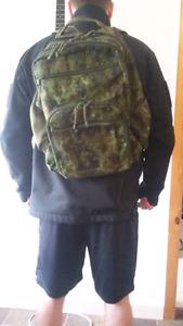 CADPAT School Bag