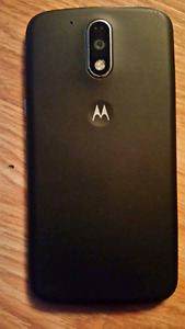 Like new moto g plus NOT unlocked